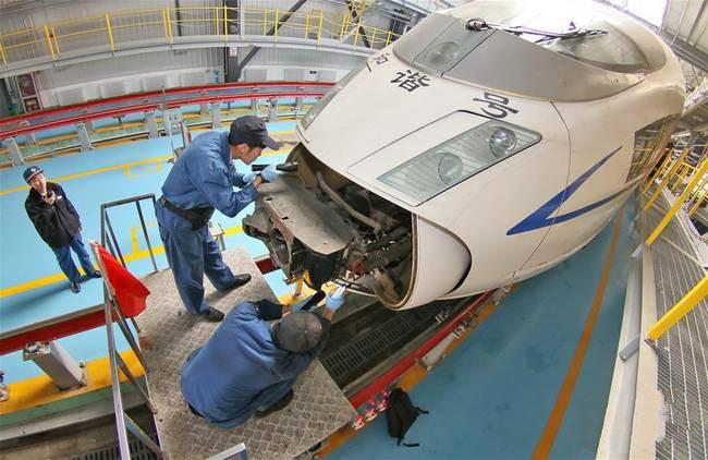 铁道检修专用设备