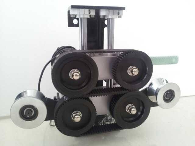 计米测长度专用智能计米器