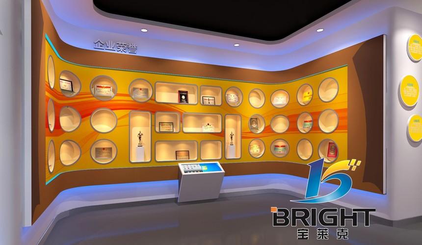 能源建设公司数字展厅
