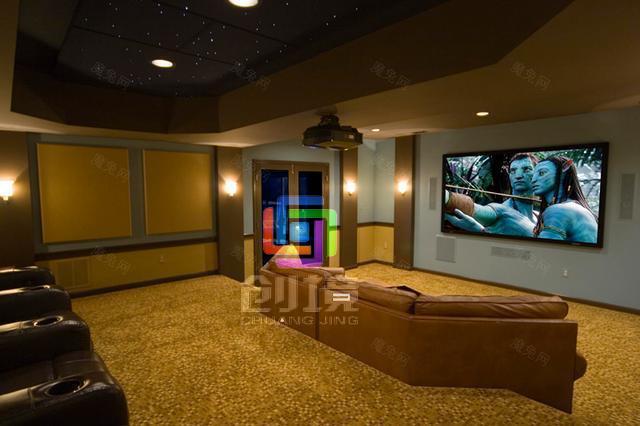 家庭影院设计案例