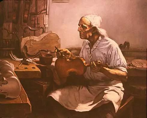 斯特拉底瓦里小提琴