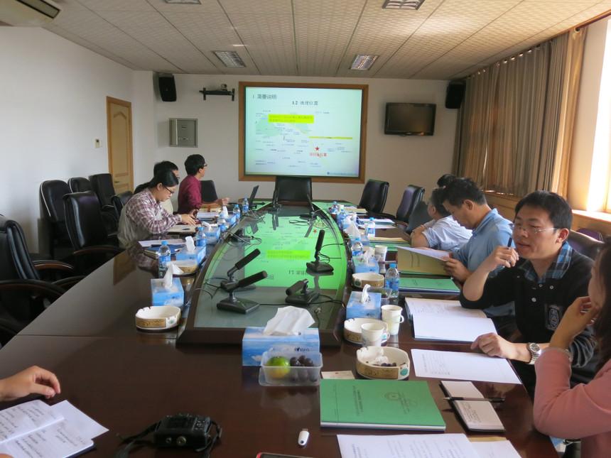 中國石化職業病防治研究中心異地搬遷改造項目驗收評審會3.JPG