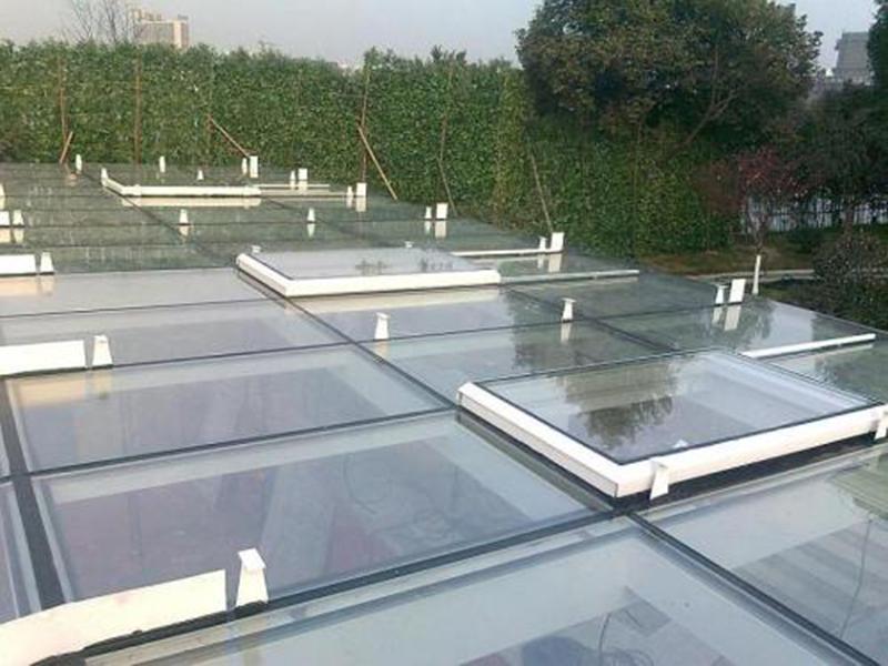 电动天窗施工案例