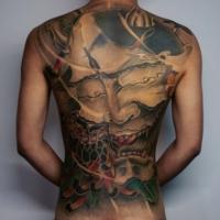王尧老师纹身作品集