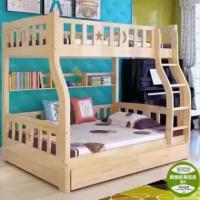 ��木高低床
