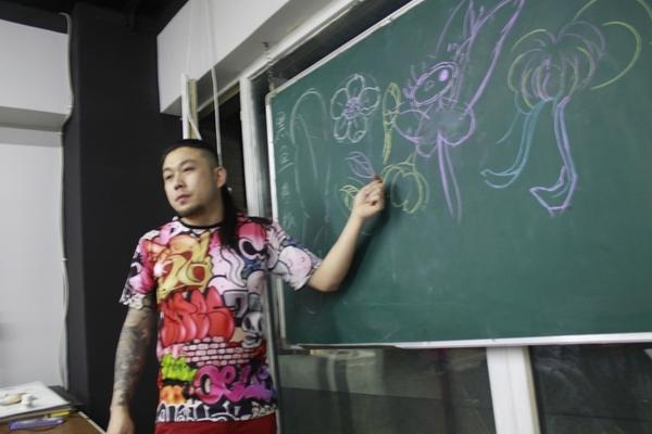 baotattoo刺青文化生活馆教学实拍