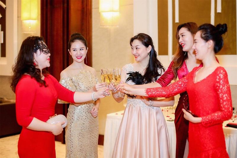 香槟礼仪文化