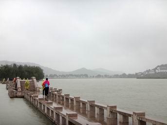 2017.10.14嘉兴南北湖—军客行