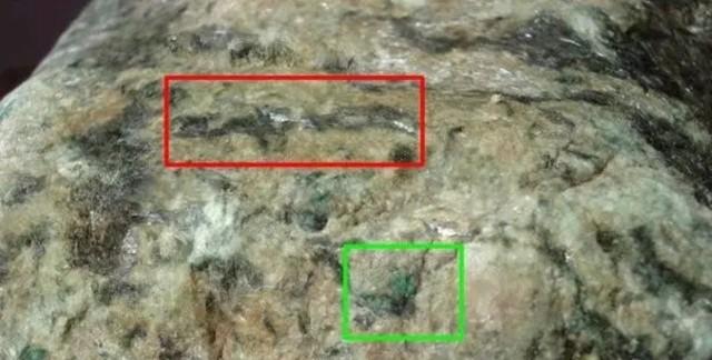 """在玉石行当内,切割石头的过程叫作""""解石"""",成功的叫作""""涨""""。"""
