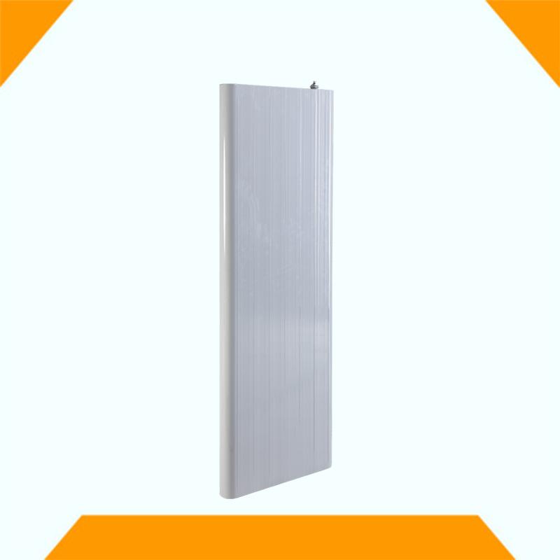 铜铝复合75x80圆板散热器