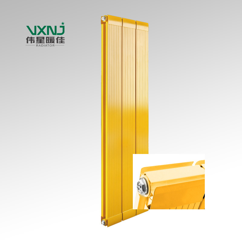 铜铝复合120X60暖气片