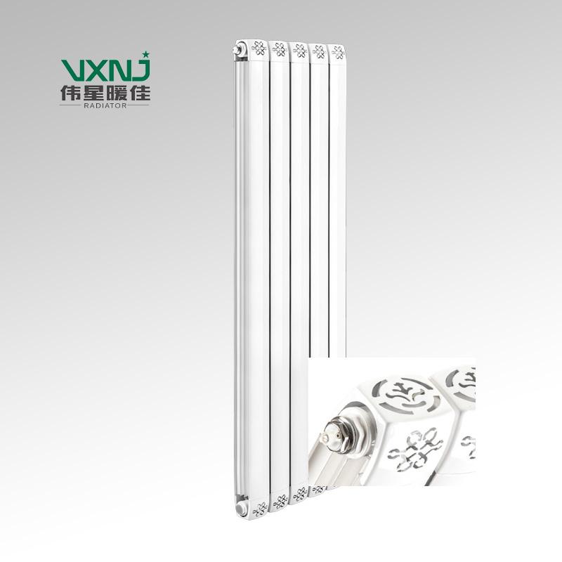 铜铝复合80X80暖气片