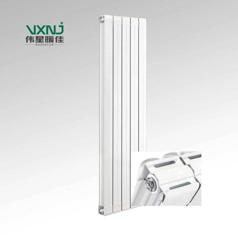 铜铝复合75X75暖气片