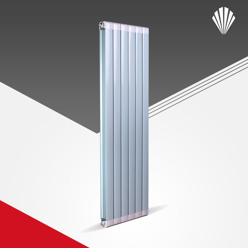 铜铝复合散热器80x95