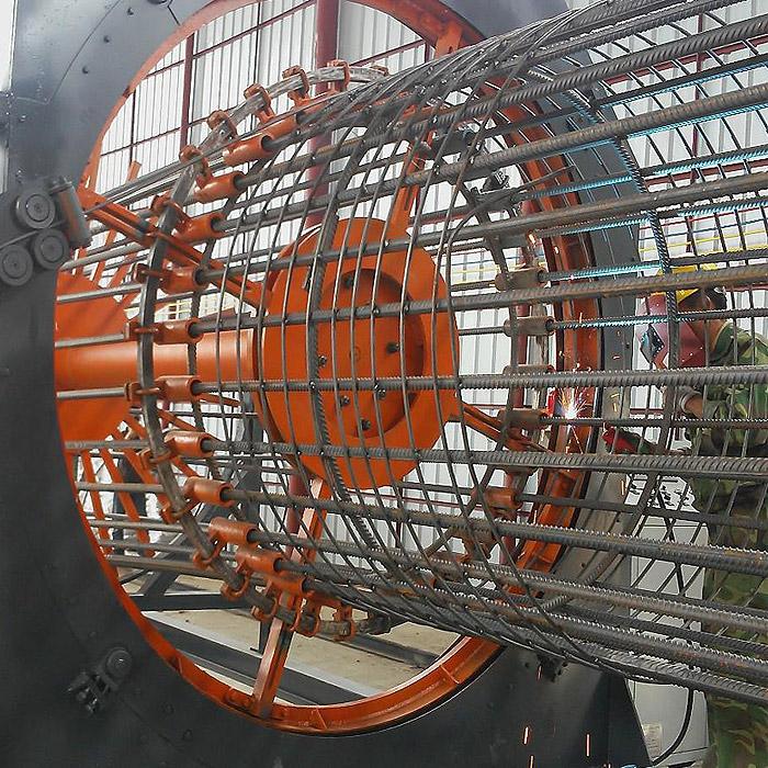 钢筋笼滚焊机