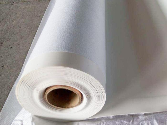 聚氯乙烯pvc防水卷材的使用注意事项
