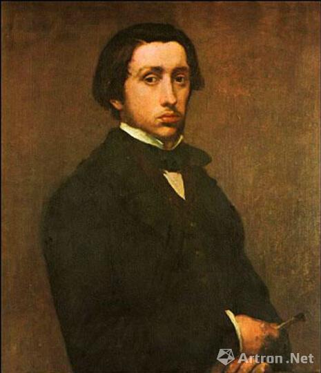 埃德加·德加(1834—1917)