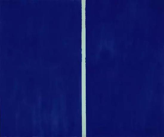 Onement VI,1953. 巴内特·纽曼